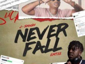 J-Smash – Never Fall ft. Emtee
