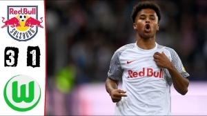 Salzburg vs Wolfsburg 3 - 1 (Champions League 2021 Goals & Highlights)