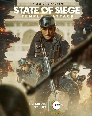 State of Siege: Temple Attack (2021) (Hindi)