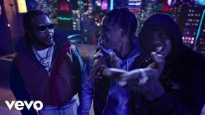 Rowdy Rebel, A Boogie Wit Da Hoodie – 9 Bridge (Video)