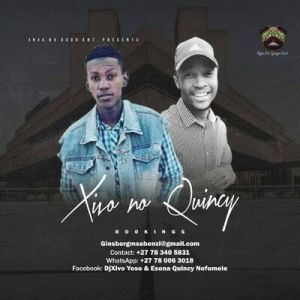 Xivo no Quincy – No Limit ft. Namthesh