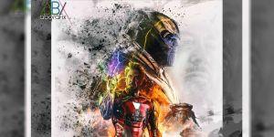 Iron Man Snaps Thanos Away in Beautiful Avengers: Endgame Fan Poster