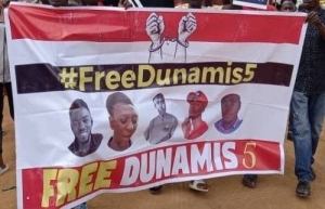 Dunamis Church Pastor Brutalised Us, Tied Our Clothes Like Robbers – #BuhariMustGo Protesters