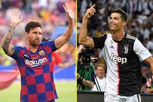 David Beckham Insists Messi Is Level Above Ronaldo