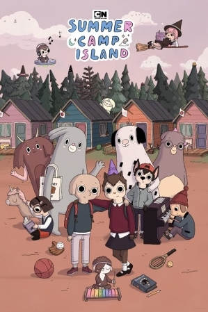 Summer Camp Island (Animation)