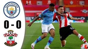 Manchester City vs Southampton 0 - 0 (Premier League 2021 Goals & Highlights)