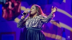 Sinach – I Live For You