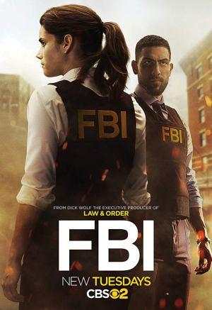 FBI S02 E16 - Safe Room (TV Series)
