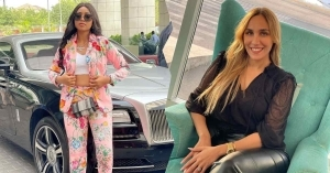 """My Baby"" – Laila Charani Gushes Over Co-wife, Regina Daniels' Photos"