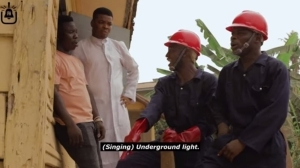 Woli Agba – EXPOSED with the Nepa Boys (Comedy Video)