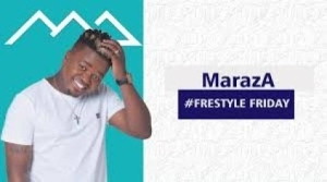 Maraza – Freestyle Friday