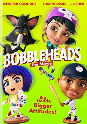 Bobbleheads: The Movie (2020) (Animation)