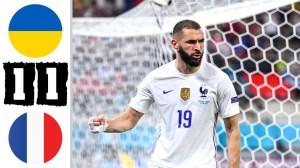 Ukraine vs France 1 - 1 (2022 World Cup Qualifiers Goals & Highlights)