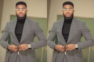 BBNaija Star Praise Goes For New Look As HE Shaves His Dreads (Photos)