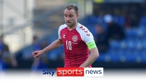 Christian Eriksen discharged from hospital after successful operation