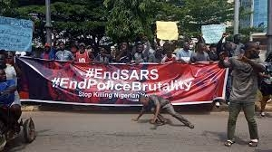 US Sends Message to #EndSARS Protesters