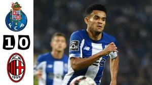 Porto vs Milan 1 - 0 (Champions League 2021 Goals & Highlights)