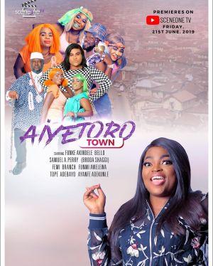 Aiyetoro Town (TV Series)