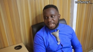 Mr Funny - Sabinus cuts his Appointment  (Comedy Video)
