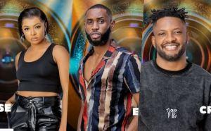 BBNaija: Emmanuel, Liquorose And Cross Secure Spot In Finale