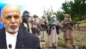 Talibans take over Kabul as Afghan president steps down