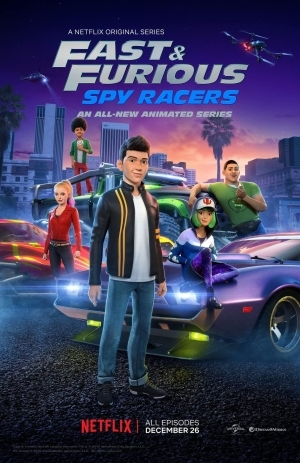 Fast and Furious Spy Racers S04 S08