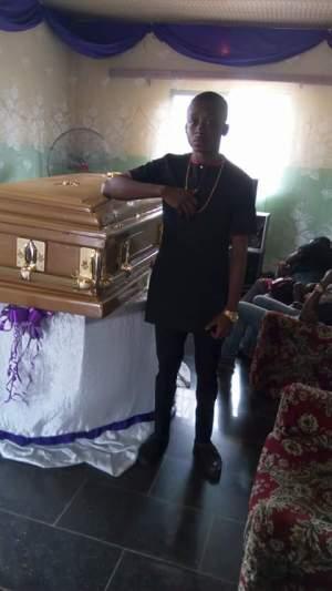 Condolences! - Waploaded Senior Administrator Buried Mom yesterday [ Late Mrs Christiana Omosogie]