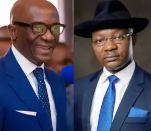 BREAKING NEWS; Secretary to the Government of Delta state, Chiedu Ebie and the state Commissioner for Information, Charles Aniagwu, test positive for Coronavirus