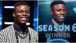 Kingdom Kroseide Wins Nigerian Idol Season 6