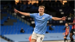 Manchester City 2 Vs 1 AFC Bournemouth (League Cup) Highlights
