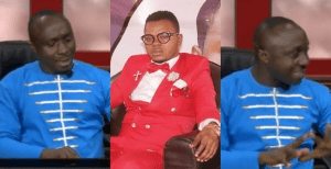 Bishop Obinim Made Me Sleep With My Own Sister- Ex Junior Pastor Of Obinim Alleges(+Video)