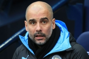 Guardiola Says Manchester City Squad Is Stretched To Its Limit