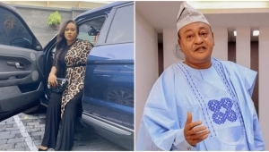 Nkechi Sunday Reacts As She Threatens To Expose Veteran Actor, Jide Kosoko For Saying TAMPAN Will Work Against Her