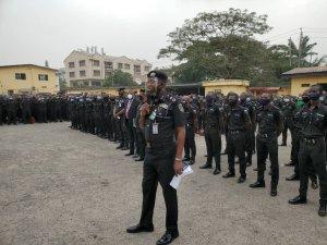 EndSARSMemorial: Police Refuse To Leave Lekki Toll Gate As Brutality Persists Nationwide
