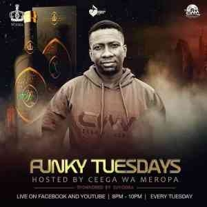 Ceega – FunKY Tuesday (Woman's Month Special Mix)