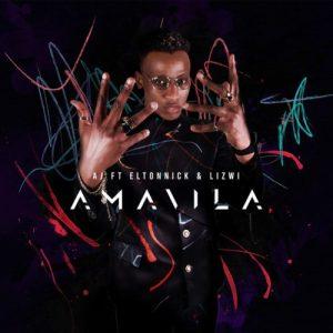 AJ - Amavila ft. Eltonnick & Lizwi