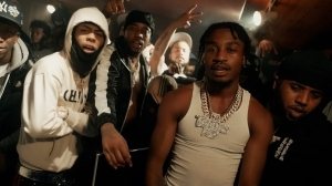Lil Tjay - Not In The Mood ft. Fivio Foreign & Kay Flock (Video)