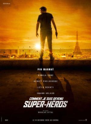 How I Become A Superhero (2020) (French)