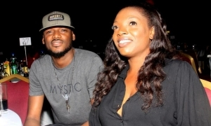 You Are A Woman To Be Reckoned With- Tuface Celebrates Wife, Annie Idibia