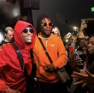 """You Have Nothing To Prove Again"" – Burna Boy Hails Wizkid (Video)"