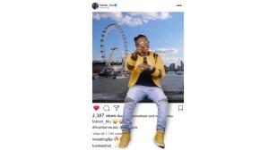 Fabian Blu – Instagram ft. Naira Marley, Mohbad (Video)