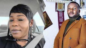 """You Will Meet Your Waterloo"" – Actress Ada Ameh Slams Yomi Fabiyi over Movie 'Oko Iyabo' (Video)"