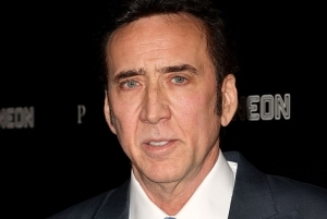 Nicolas Cage Goes Bald in Butcher's Crossing First Look Photo
