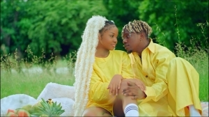 Rayvanny – Number One Ft. Zuchu (Video)