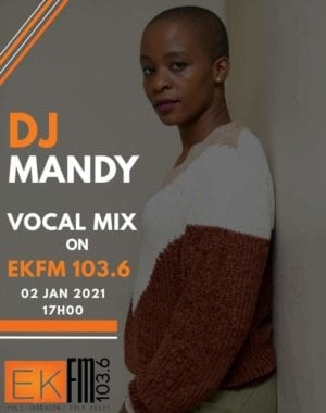 Dj Mandy – Throwback Vocal Dance Mix