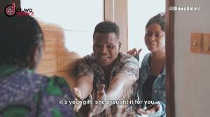 Oluwadolarz – Mummy Caught Us Smoking  (Comedy Video)