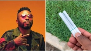 """""""Switch To Weed"""" – Reactions As Samklef Says He Quits His Habit Of Smoking Cigarettes (Video)"""