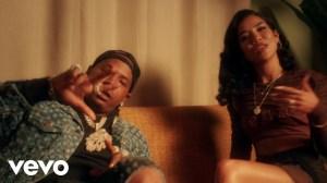Moneybagg Yo - One Of Dem Nights ft. Jhené Aiko (Video)