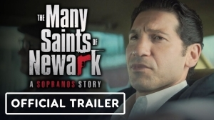 The Many Saints of Newark: A Sopranos Story (2021) - Official Trailer