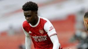 Arsenal boss Arteta warns Southgate of Saka burnout fears